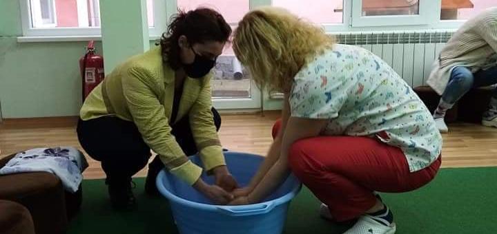 БСП-Стара Загора с погачи и ритуали за акушери и гинеколози