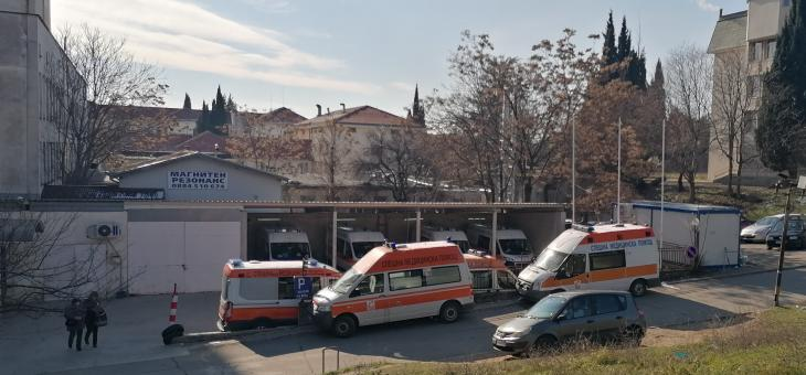 Мерцедес блъсна пешеходка в Стара Загора