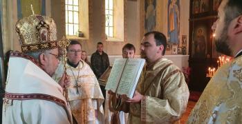 На Спасовден старозагорският митрополит отслужи литургия в Богомилово