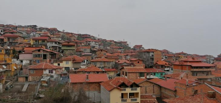 """Специализирана полицейска операция в квартал """"Лозенец"""" в Стара Загора"""