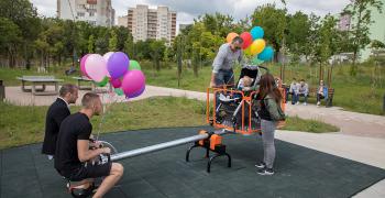Люлка за деца с увреждания откриха в Стара Загора
