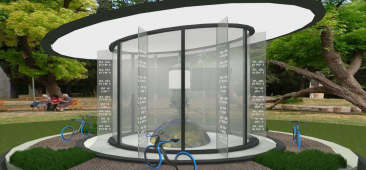Мисия 2021: Монумент възвръща космическата слава на Стара Загора