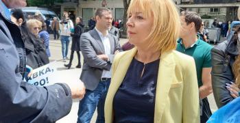 Манолова: Опитът да се сплаши Бойко Рашков е опит да сплашат всички министри