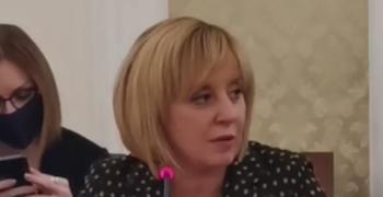 Манолова: Комисията по ревизията показа, че корупцията може и да се осветява, а не само да се говори за нея