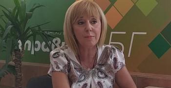 Манолова призова българските евродепутати да подкрепят българските граждани срещу корупцията
