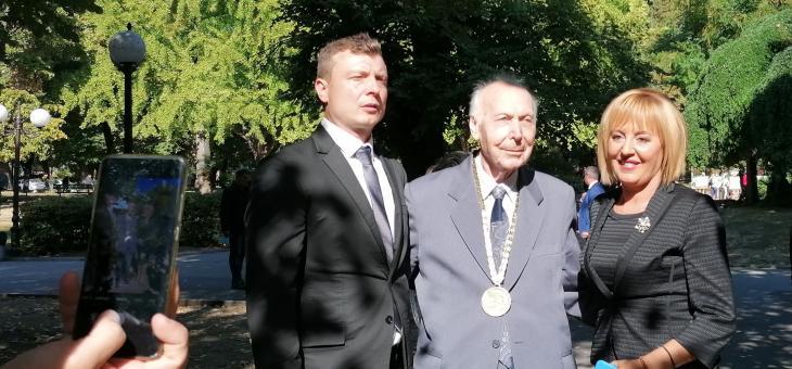 """Светослав Колев е отново водач на листата на коалиция """"Изправи се. БГ! Ние идваме!"""""""