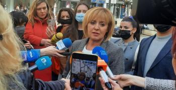 Мая Манолова: Първото решение, което ще внесем, е за Комисията по ревизията