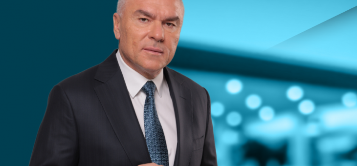 Лидерът на ВОЛЯ Веселин Марешки се кандидатира за президент