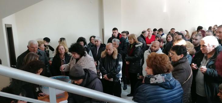 Жребий определя кой къде да продава мартеници в Стара Загора