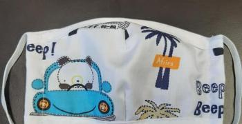 Цех в Стара Загора шие предпазни маски за деца и възрастни
