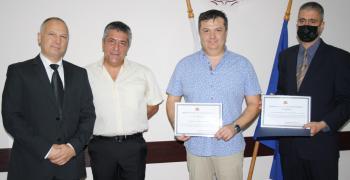 Награди за старозагорски медици