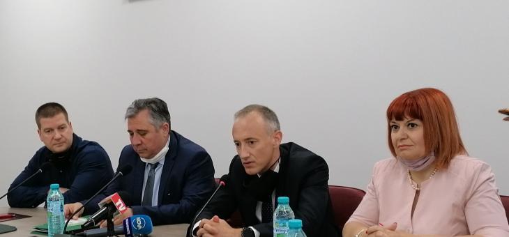 Утвърден е план-приемът за Професионалната гимназия по компютърни науки в Стара Загора