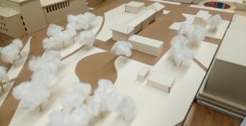 Показват разработки от съвместно архитектурно ателие на френски и български студенти