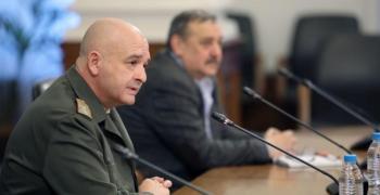 Ген.-майор Венцислав Мутафчийски: В Паничерево ще бъде извършено масово тестване на населението