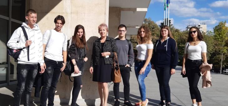 Млади старозагорски журналисти с награда за репортаж