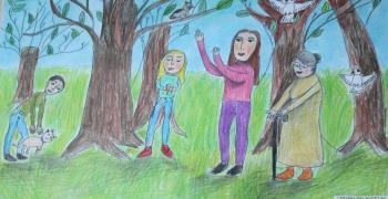 """Близо 1000 рисунки се състезаваха в конкурс на тема """"Толерантност"""""""