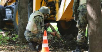 Отцепиха района пред НДК в София