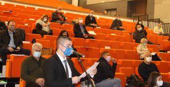Декларация по повод 101 г. от Ньойския диктат прозвуча в Общинския съвет на Стара Загора