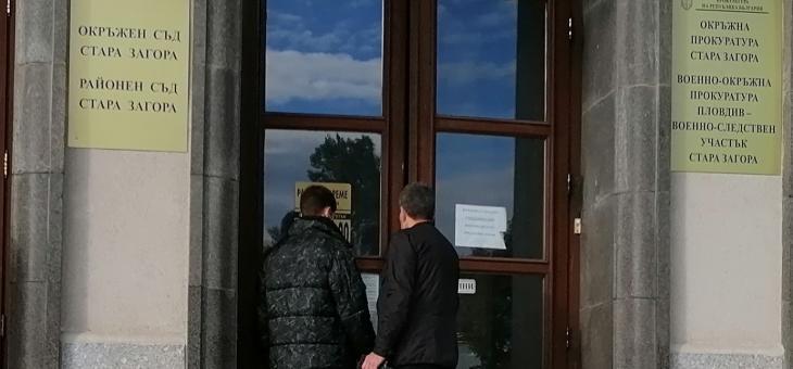 Съдът в Стара Загора решава за ареста на 18-годишния шофьор, блъснал трите млади жени