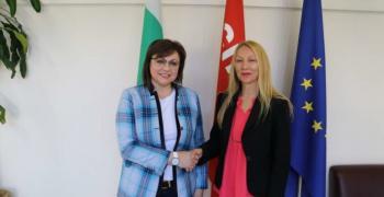 """Миглена Филипова, """"БСП за България"""": Ще управляваме открито и почтено"""