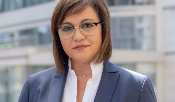 Корнелия Нинова победи убедително и в област Стара Загора