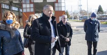 """Встъпи в длъжност новият управител на """"Тролейбусни и автобусни превози"""" в Стара Загора"""