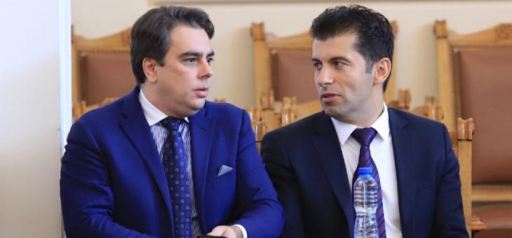 Кирил Петков и Асен Василев представят утре новия си политически проект