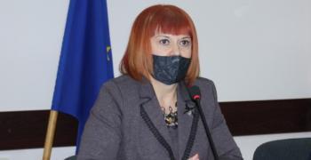 Гергана Микова, областен управител: Най-голяма благодарност дължим на медиците