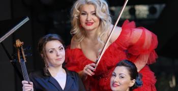 """Концерт """"Пътищата на любовта"""" в Операта в Стара Загора"""