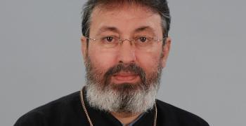 Почина свещеноиконом Йордан Желязков