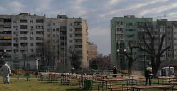 Доброволци в инициатива за по-красива Стара Загора