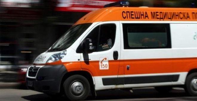 """Тежка катастрофа затвори АМ """"Тракия"""""""