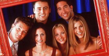 """""""Приятели"""" се събират за специален епизод"""