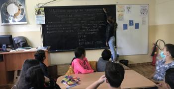 Седмицата на програмирането организираха в старозагорско училище