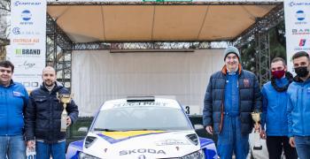 Ангелов и Гаджев са победителите в рали спринт Пещера