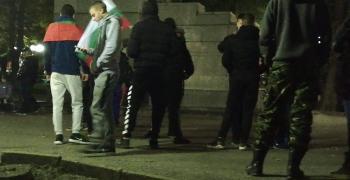 Протестиращи обявиха гражданско неподчинение, затвориха централен булевард