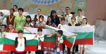 14 старозагорски математици на финал на Тайландската олимпиада по математика