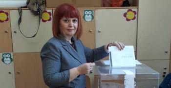 Гергана Микова: Гласувах за хората, които ще ни представляват най-добре