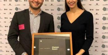 """Старозагорецът Пламен Русев с европейска награда """"Герой на малкия и  среден бизнес"""""""