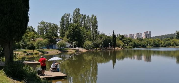 За риба в Стара Загора в Световния ден на риболова