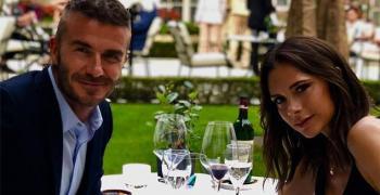 Виктория и Дейвид Бекъм празнуват 19-та годишнина с обяд и състезание