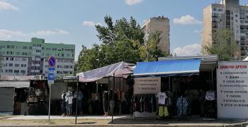 Търговците на Руския пазар в Стара Загора възобновиха дейността си