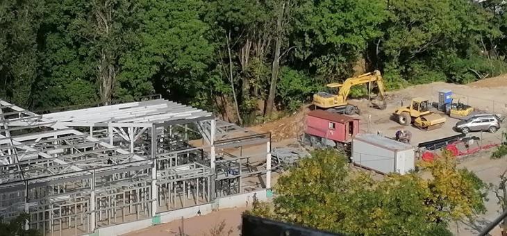 Напредват дейностите по проекта за Руския пазар в Стара Загора