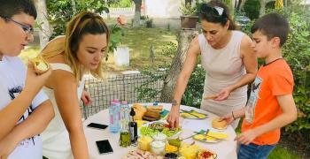 Как децата да си приготвят здравословен сандвич или закуска?