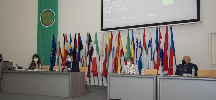 Близо 50 предложения  бяха разгледани по време на октомврийското заседание на Общински съвет