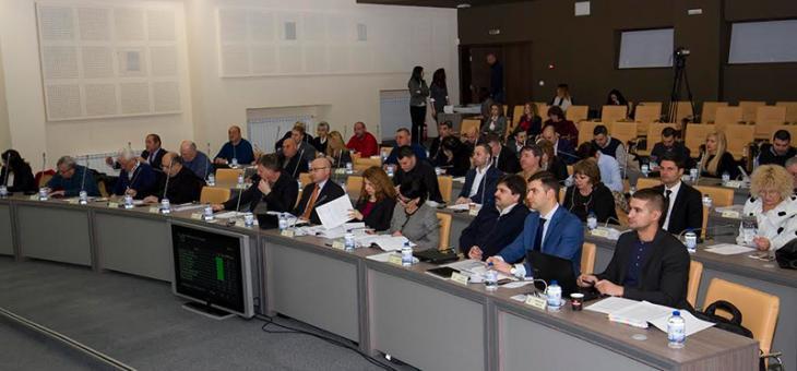 Приеха бюджета на община Стара Загора за 2019 година
