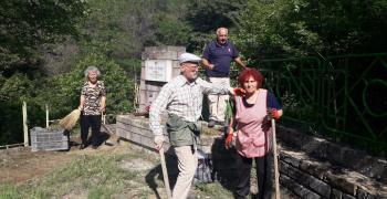 Родолюбива акция в Колена организира кметът Янко Янков