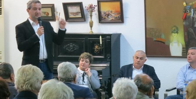 """Социалистите с конкретни предложения за големите горивни инсталации и бъдещето на комплекса """"Марица изток"""""""