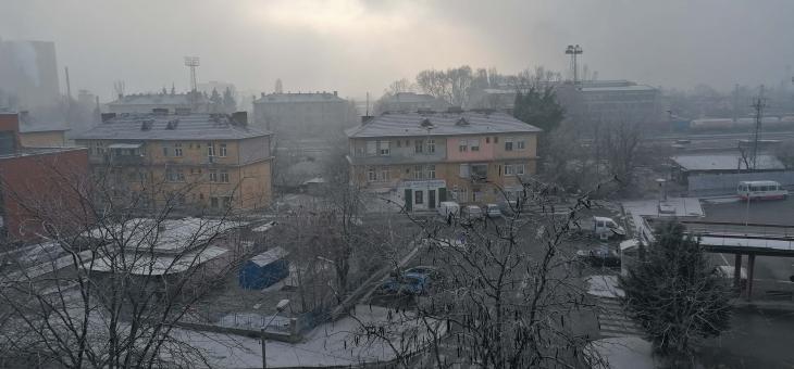 Добре дошъл, сняг!