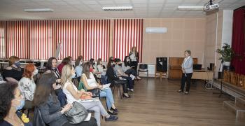Добри практики обменят в старозагорско училище